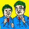 お笑いコンビ「銀シャリ」M-1優勝!!その激戦に隠された星の導きとは!?